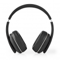 Nedis Bluetooth Over-Ear Headset - ANC - Sort