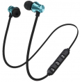 In-Ear Bluetooth 4.2 Sport Høretelefoner - Blå