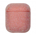 AirPods Hard Bling Crystal Cover - Pink