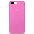 iPhone 7/8 plus ultratyndt 0.3 cover - Pink