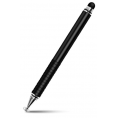 Stylus & Touchpen 2i1 - Smartphone og Tablets - Sort