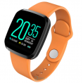 Smartwatch P3 Sport HR - Orange