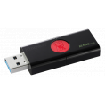 Kingston USB 3.0/3.1 stik - DataTraveler 106 - 256 GB