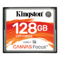 Kingston Canvas Focus UDMA7 CF kort - 130MB/s - 128GB