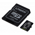 Kingston Canvas Select Plus Micro SDXC - 128 GB - Class 10