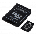 Kingston Canvas Select Plus Micro SDHC - 16 GB - Class 10