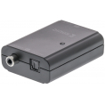 Coaxial til Optisk Digital converter - 2 Vejs