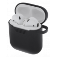 Deltaco AirPods silikone cover - Sort