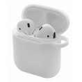 Deltaco AirPods silikone cover - Hvid