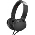 Sony Over-Ear Headset - MDR-XB550AP - Sort