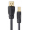 QED Performance Graphite A/B USB lyd kabel - 5 m