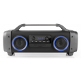 Nedis Party Boombox bluetooth højttaler - 60W - Sort