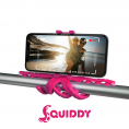 Celly Smartphone fleksibel holder - Pink