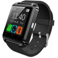 Smartwatch - Bluetooth og lyd - Sort