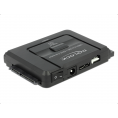 Delock adapter USB 3.0 til SATA 6 Gb/s / IDE 40 pin / IDE 44 pin