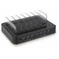 Satechi USB Charging Station Dock - 7-Port - Sort