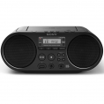 Sony ZSPS55B CD/DAB+/FM Boombox - Sort