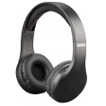 Denver BTH-240 On-Ear Bluetooth Headset - Sort