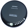 Denver Discman CD-afspiller - Sort