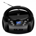 Denver TDB-10 CD/DAB+/FM/USB/AUX Boombox - Sort