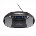 Denver TDC-250 CD/DAB+/FM Boombox - Sort