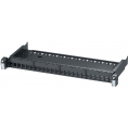 LK Actassi 19'' Rack patchpanel - 24 port