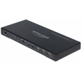Delock High Speed HDMI 4K 30Hz KVM switch - 4 til 1
