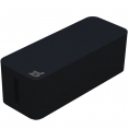 Bluelounge Cablebox Mini - 240x120x130 - Sort
