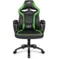 L33T Gaming Extreme - Gamer stol - Green