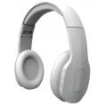 Qnect - On-Ear Bluetooth Headset - Hvid