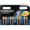 Duracell Ultra Power alkaline AA batteri - 8 stk.
