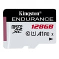 Kingston Endurance Micro SDXC - 128 GB - Class 10