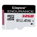 Kingston Endurance Micro SDHC - 32 GB - Class 10
