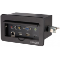Lindy - Multi AV converter boks til HDMI - Bord version