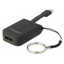 DeLOCK USB-C 3.1 til Displayport adapter - UHD 4K