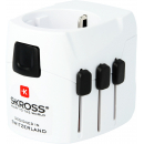 Skross Pro Light USB rejseadapter