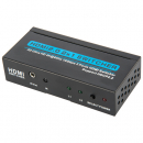 High Speed V2.0 18G UHD 4K HDMI Switch - HDCP 2.2 - 2 vejs.