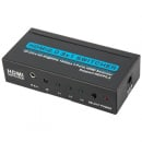 High Speed V2.0 18G UHD 4K HDMI Switch - HDCP 2.2 - 3 vejs.