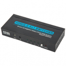 High Speed V2.0 18G UHD 4K HDMI Switch - HDCP 2.2 - 4 vejs.
