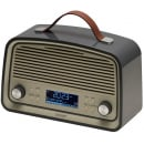 Denver DAB-38 DAB+ & FM-radio i retro design