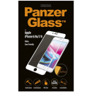 PanzerGlass til iPhone 6/6S/7/8 - Case-friendly - Hvid