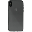 Puro iPhone X/XS - Ultra-Slim 0.3 Nude Cover - Sort