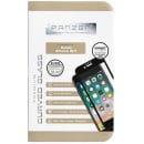 Panzer iPhone 7/8 Curved Silicate Glass - Sort