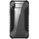 Baseus Michelin Case til iPhone X - Sort