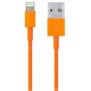 iPod / iPhone / iPad - Lightning USB kabel - Orange - 1 m