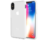 Champion - iPhone X/XS Anti-Shock Cover - Hvid