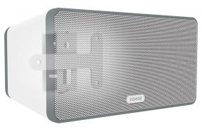Dejlig Køb Sonos Vægbeslag Play:3 - Full motion - Hvid på Av-Cables.dk KM-88
