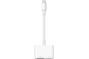 iPhone / iPad - MD826ZM/A - Lightning til HDMI Adapter.