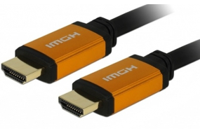 Delock Ultra High Speed HDMI 2.1 kabel - 8K - 0.5 m