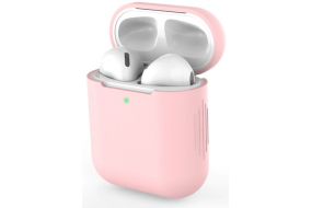 AirPods silikone cover - Pink